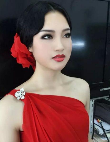 杭州最好的化妆培训学校排名魅视雅学化妆造型