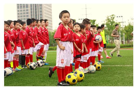 常州少儿足球培训-延陵天元贝乐康足球