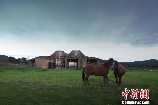 图为木兰围场草原风光。 围场县委宣传部提供