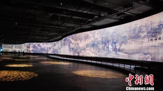 展览现场 河北省对外文化交流中心 摄