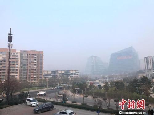 资料图:西安曲江新区的建筑。张一辰 摄