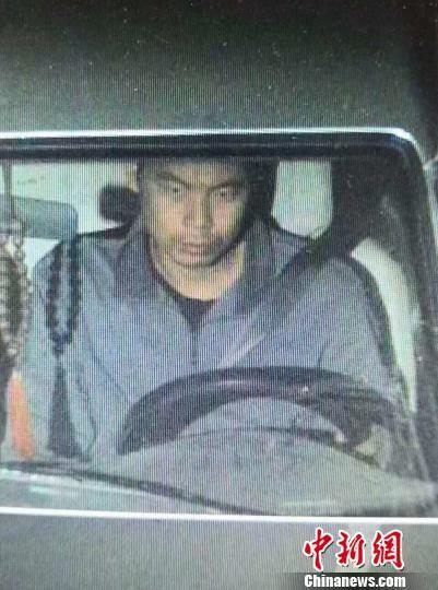 图为犯罪嫌疑人正面照片。警方供图