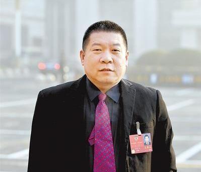 王力委员 记者张昊 赵永辉摄