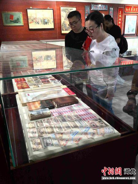 灵寿民俗博物馆。 俱凝搏 摄