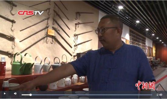 青春不败100827:河北农民收藏6000多件民俗物件 建起民俗文化园