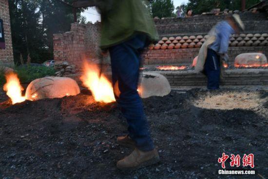 河北蔚州青砂器:土与火的洗练