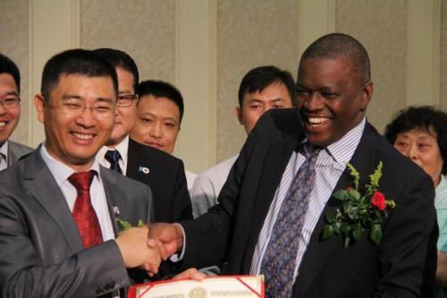 南庚戌:海外华文媒体是促进民间外交的重要力量――中国新闻网河北