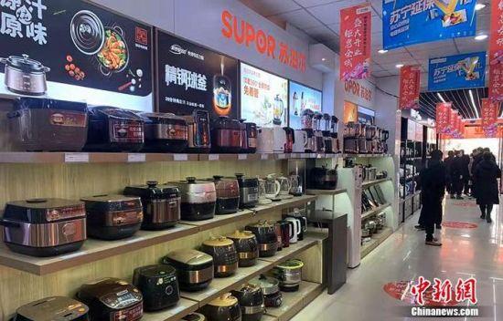 北京苏宁零售云门店已达200家
