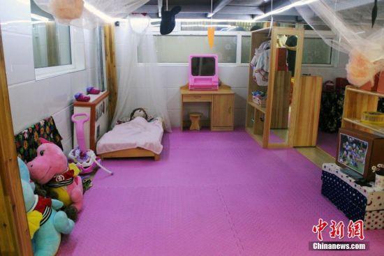 8月18日,北京市六一幼儿院雄安院区已完成院区内外空间的规划、布局。