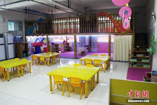 8月18日,北京市六一幼儿院雄安院区已完成院区内外空间的规划、布局。2