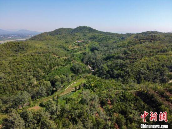 千年古县利用好山水资源(资料图) 赞皇县委宣传部供图