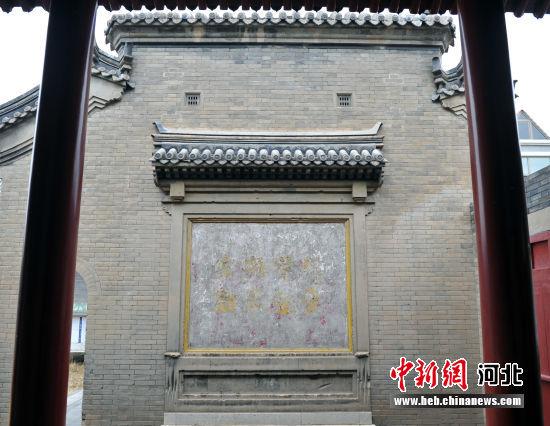 图为修缮后的陈调元庄园。 韩冰 摄