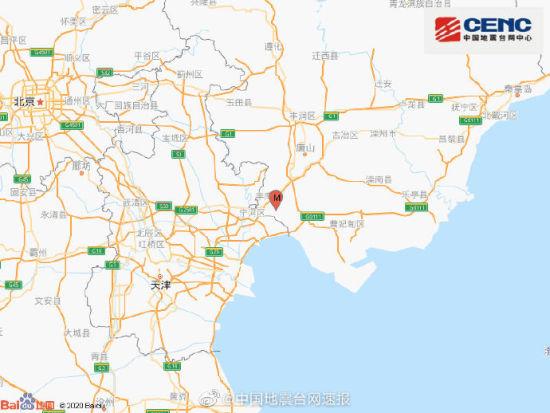 国家地震台网官方微博
