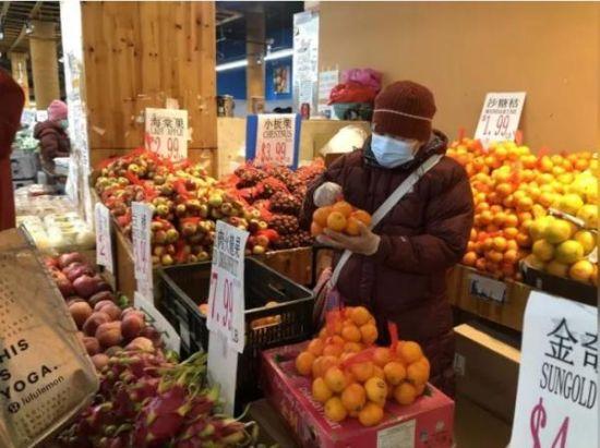 餐馆、超市业者看到华人更多需求,开始在其他小区开店。(图片来源:美国《世界日报》/颜嘉莹 摄)