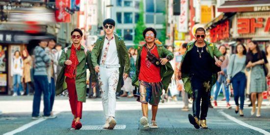 《唐人街探案3》电影剧照