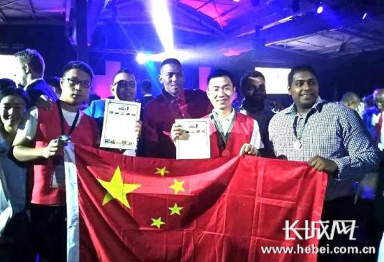 学院师生在国际教学及专业技能大赛中获奖。