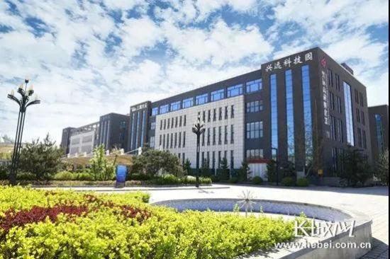 三河市兴远高科产业园。刘伟 摄