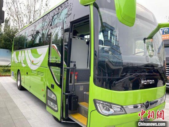 京津冀将推广氢燃料电池汽车服务冬奥——中国新闻网河北