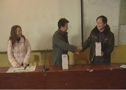 魏县气象局把防雷知识送进了校园图片