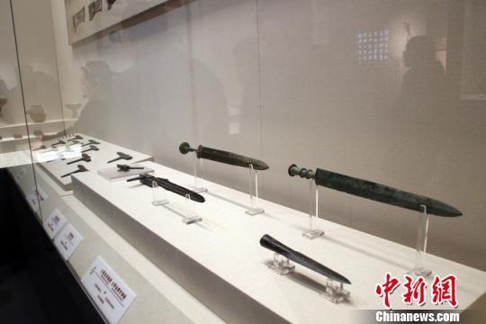 """河北易县博物馆开馆 展""""千年古县""""文化遗存"""