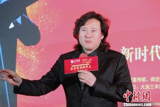 中国三大男高音将聚会保定 首唱原创新歌《领航》