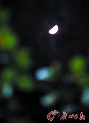 太阳和月亮 稿件