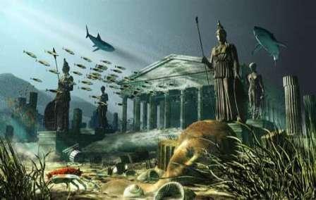 兰蒂斯的神秘海底城