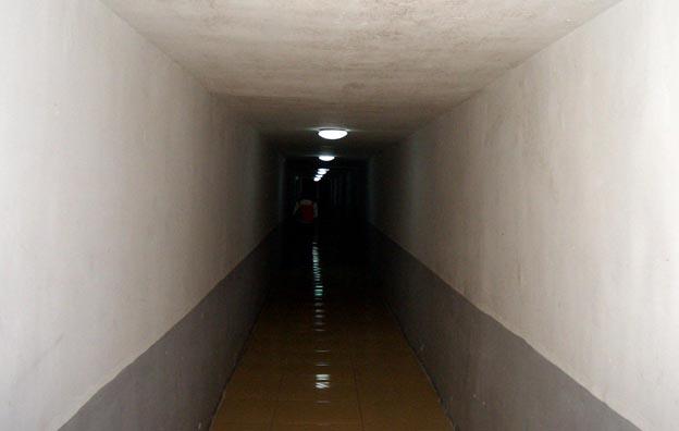 石家庄经济学院 校园内惊见 地下娱乐城