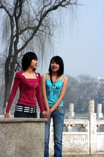 图:春天来了河北邢台视频穿上吊带装生小女日@女孩图片