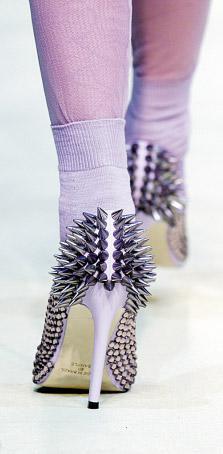 """潮界""""袜""""语:棉袜+凉鞋"""