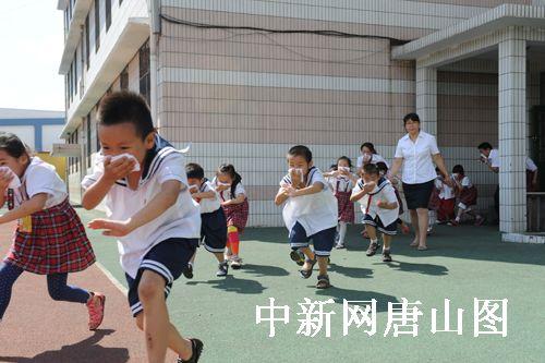唐山路南区消防教育促安全演练(图)黄子扬视频图片