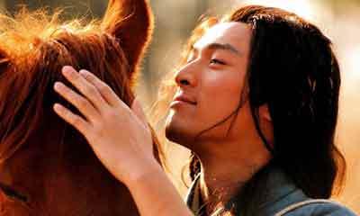 胡歌 郭靖/《射雕英雄传》胡歌为郭靖配音。